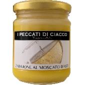 Zabaione mit Moscato d'Asti DOCG - I Peccati Di Ciacco