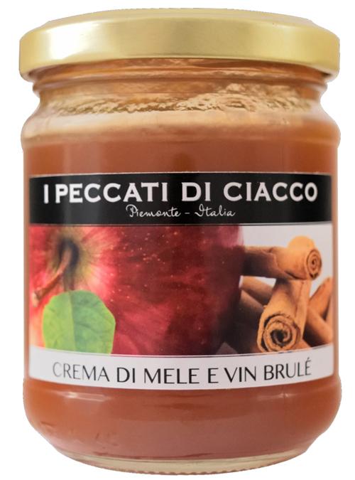 Apfel-Gl�hwein-Creme - I Peccati Di Ciacco