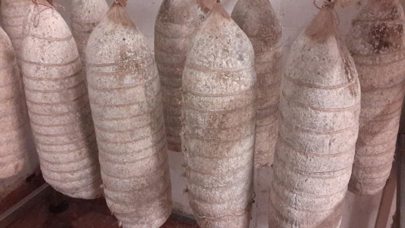 Bresaola vom Piemontesischen Fassona-Rinds - Macelleria Mastra Alebardi