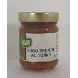 Thunfische Sauce fertig f�r Pasta - La Bottarga di Tonno Group