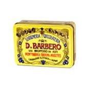 Gemischte Pralinen Metalldose (Preferiti,Nocciolino,Limoncello) - Gelb - Torronificio Barbero