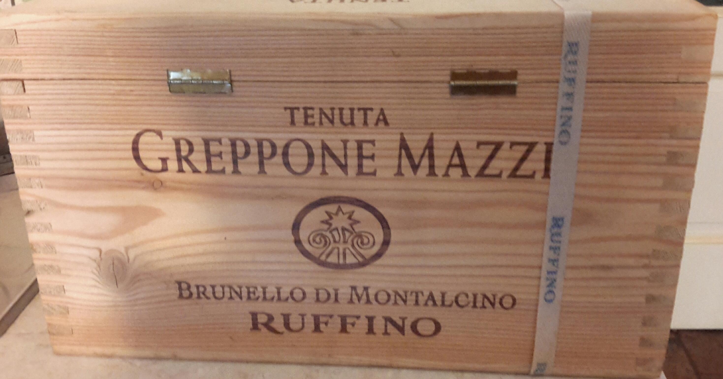 Brunello di Montalcino Ruffino  2003 - Tenuta Greppone Mazzi