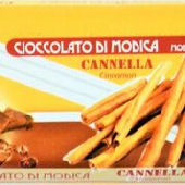 Schokolade aus  Modica Zimt - Pasticceria Spinnagghi