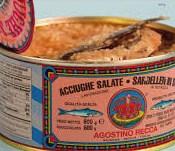 Sardellenfilets - Agostino Recca