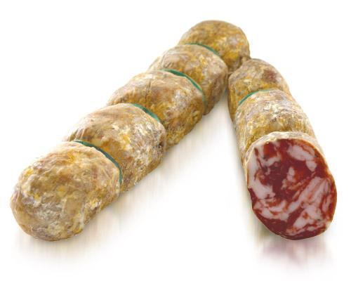 Salami handgeschnitten punta di coltello - Salumificio Lovison