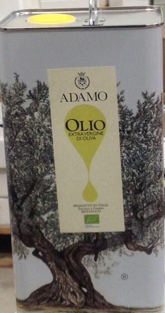 Biologisches Natives Oliven�l Extra - Adamo