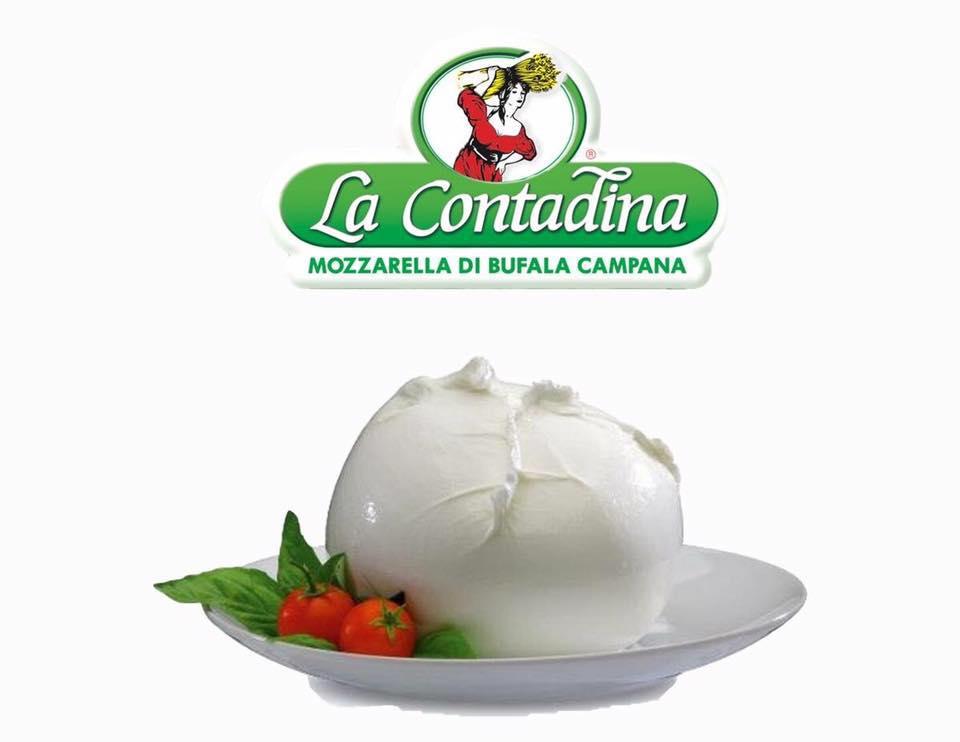 Mozzarella di Bufala Campana DOP - La Contadina