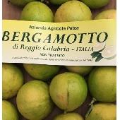 Bergamotte von Kalabrien