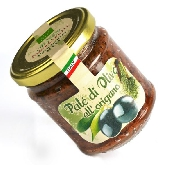 Paté di olive all'origano - Podere Dei Folli