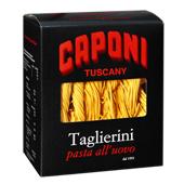 Taglierini Caponi (Eiernudeln)