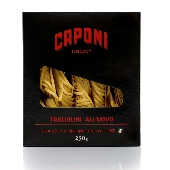 Tagliolini Caponi (Eiernudeln)