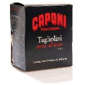 Trüffel-Tagliolini (Eiernudeln) Caponi