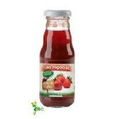 FRUCHTSAFT Bio-Erdbeere - FrullaBio
