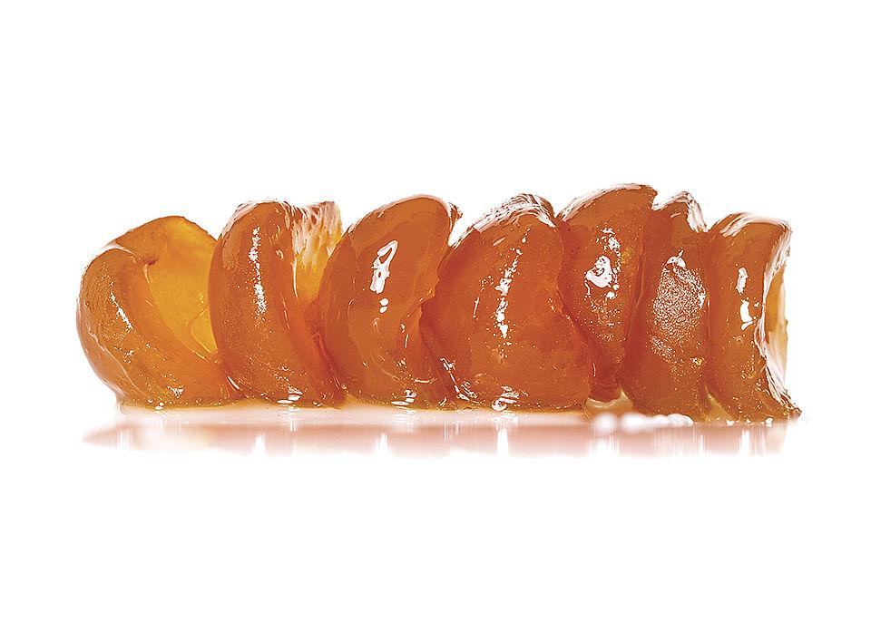 Albicocche candite sotto sciroppo - Agrimontana