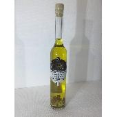 W�rze aromatisiert mit schwarzem Tr�ffel aus nativem Oliven�l extra mit Tr�ffelflocken. - Tartufi Dominici