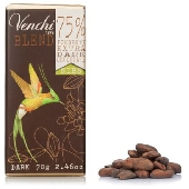 Tavoletta Blend Fondente Extra Dark Chocolate 75% Nibs - Venchi