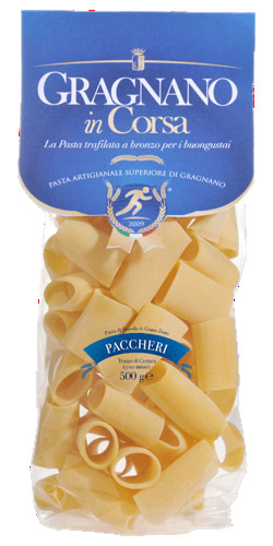 Paccheri - Gragnano in Corsa