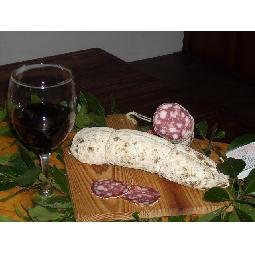 Salame La Cinta di Guido -salami