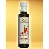 Knoblauchgew�rz auf der Basis von nativem Oliven�l extra - Oleificio Costa