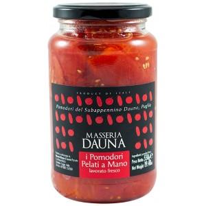 Gesch�lte Tomaten - Masseria Dauna